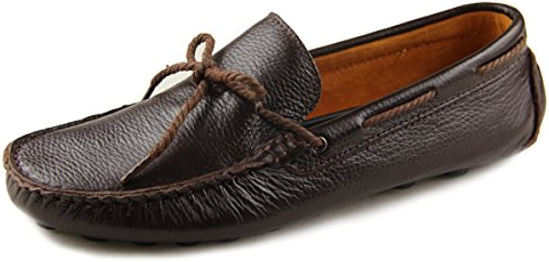 HDYS Herrenschuhe Haut Schuhe  Erbsen  Schuhe.