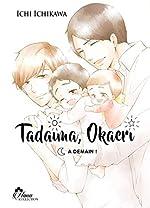 Tadaima okaeri - Tome 03 - livre (manga) - yaoi - hana collection de Ichikawa Ichi