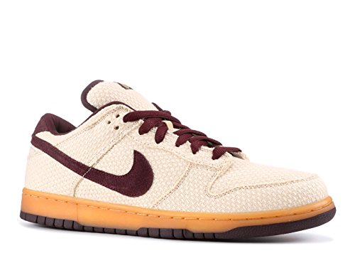 Nike Dunk Low PRO SB 'RED Hemp' - 304292-761 - Size 42.5-EU -