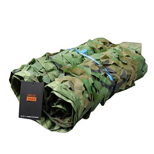 LTL camouflage tent Ltong Desert Woodland Camping Outdoor Jagd Sonnenschirm Net Innen Auto Abdeckung Dschungel Tarnung Net (größe : 7 * 7m)