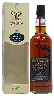 Macallan - Speymalt - 1971 38 year old Whisky