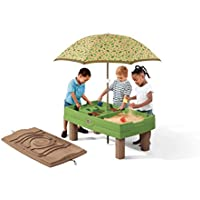 Step 2 - Naturally Playful Sand & Water Activity Centre