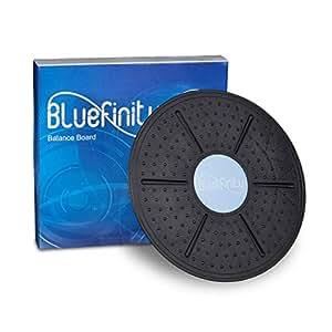 bluefinity balance board bis 150 kg d 36 cm. Black Bedroom Furniture Sets. Home Design Ideas