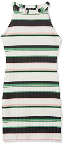 New Look Girl's Printed Stripe Carly Dress