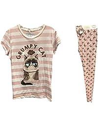 PRIMARK GRUMPY CAT - Pijama - para Mujer