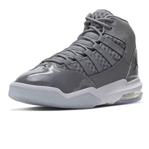 Nike Jordan MAX Aura, Zapatillas de Deporte para Hombre, Multicolor (Cool Grey/Black/White/Clear...