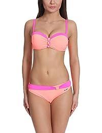 Verano Damen Bikini Set Push Up Juanita