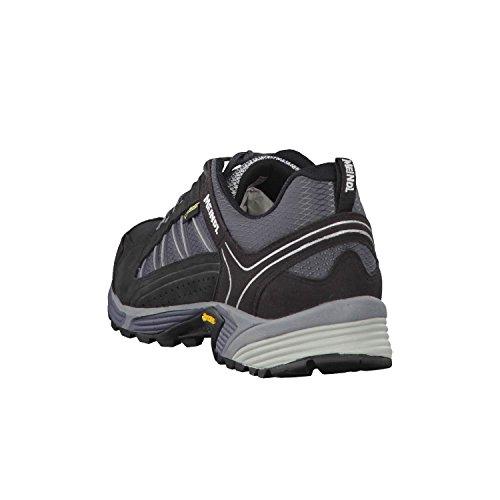 Meindl Schuhe SX 1.1 GTX Men - schwarz/rot silber/schwarz