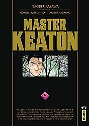 Master Keaton Deluxe Vol.5