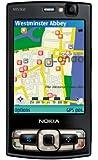 Nokia N95 8 GB black (UMTS, MP3, GPS, HSDPA, Kamera mit 5 MP) Smartphone