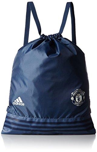 Adidas MUFC GB Bolsa de Deporte, Unisex Adulto, Azul (Azumin/Blatiz), Talla Única