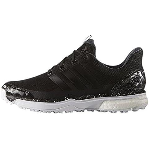 Adidas Golf 2016 adiPower Sport Boost 2 leggeri Mens di golf scarpe impermeabili - Ampia montaggio N