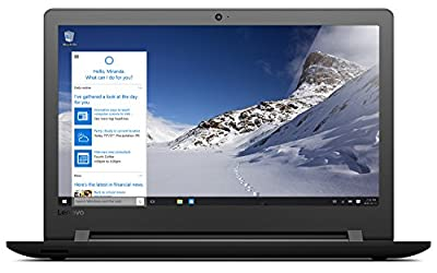 "Lenovo Ideapad 80UD0144IH (Core i3 6006U/8GB Ram /1TB HDD/Win10/15.6"" Display/Intergrated Graphics ) Black"