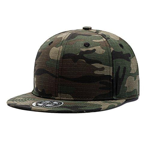 JEDAGX Casual Baseball Cap Snapback Hiphop Hut Junge Mode verstellbare Cap Unisex
