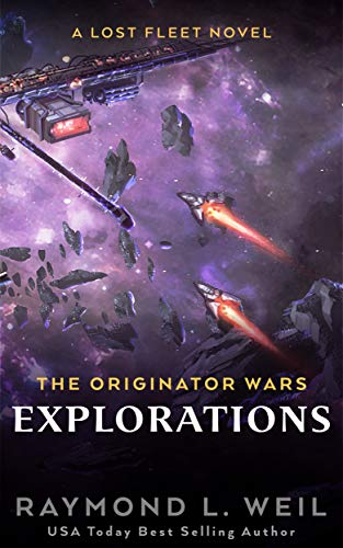The Originator Wars: Explorations: A Lost Fleet Novel for sale  Delivered anywhere in Ireland