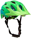ALPINA Damen Snow Mythos Skihelm, Green-Blue, 51-56 cm