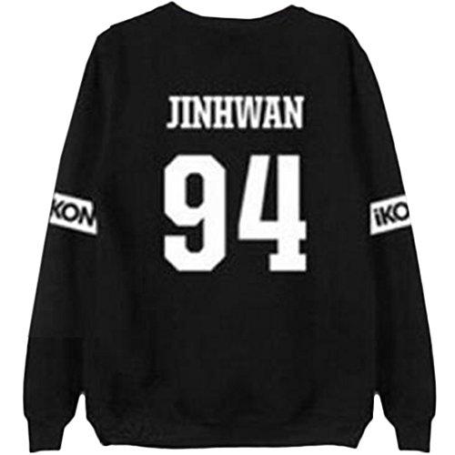 Partiss - Sweat à capuche - Femme JINHWAN 94 Black