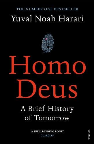 Homo Deus: A Brief History of Tomorrow por Yuval Noah Harari