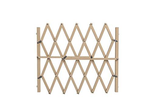Nordlinger Pro Press'Fix 742004–Barrera de madera para animales extensible a presión