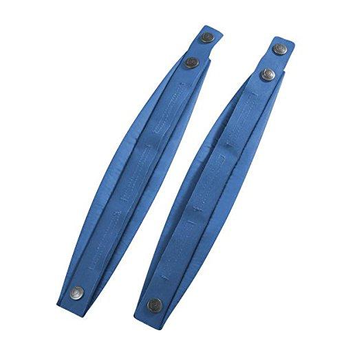 Fjällräven Unisex-Erwachsene Kånken Shoulder Pads Rucksack, Blau (Un Blue), 24x36x45 centimeters