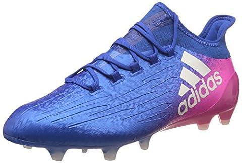 Adidas X 16.1 Fg, Herren Fußballschuhe, Blau (Blu Azul/ftwbla/rosimp), 44