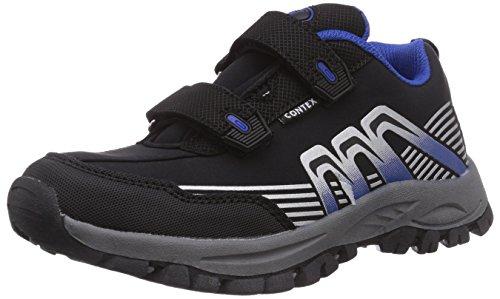 Conway 150428, Multisports outdoor Garçon Noir - Noir/bleu