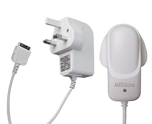 AMGGLOBAL® Standard UK 3 Pin 2000mAh Mains Charger for sale  Delivered anywhere in UK