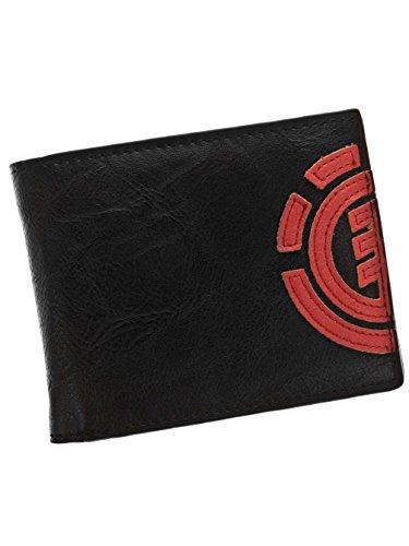 Element Daily Wallet - Cartera Negro element Red Talla:U
