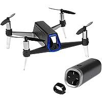 Shift IZI Nano Drone Camera 5MP FHD 1080P Patented 3D-Sensing Controller Autonomous Follow Me Mode 13 Mins Flytime…
