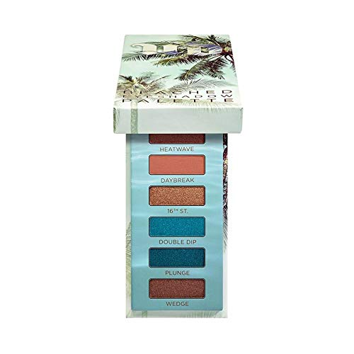 Urban Decay Augen Lidschatten Beached Eyeshadow Palette 1 g