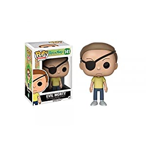 Funko Pop Evil Morty (Rick & Morty 141) Funko Pop Rick & Morty