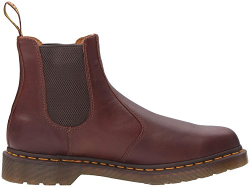 Dr.Martens Mens 2976 Carpathian Chelsea Leather Boots Hautfarben
