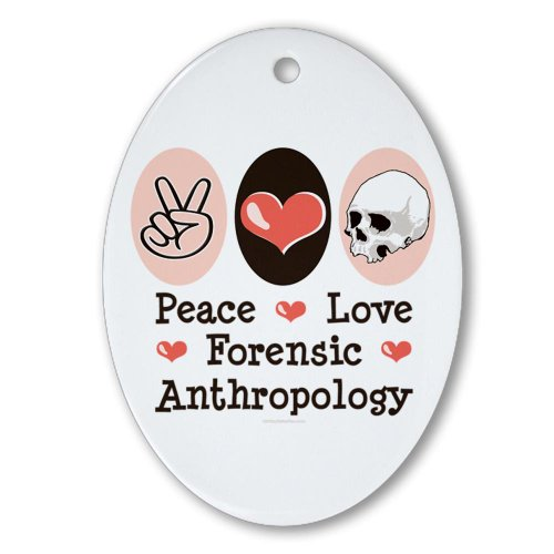peace-love-forensische-anthropologie-oval-ornament