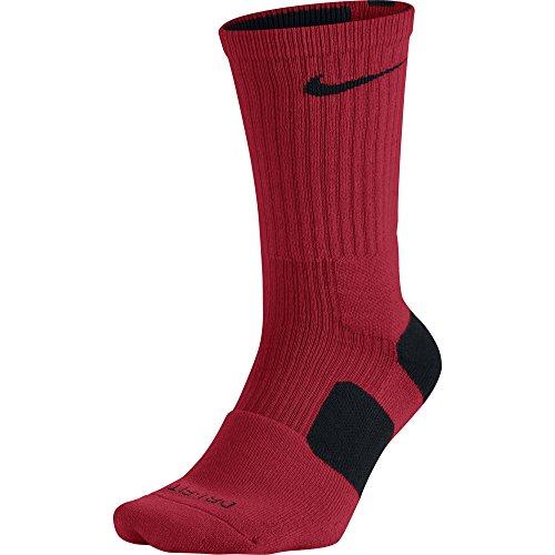 Nike Crew Socks Elite Basketball, Mehrfarbig, XL, SX3629-650 (Nike Elite Kinder-basketball-socken)