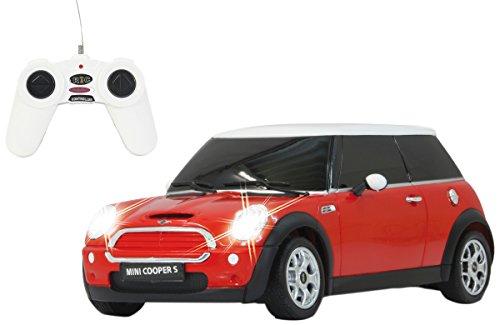 Jamara à télécommande 1: 1840MHz Mini Cooper S Voiture de luxe