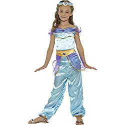 Smiffy 's–Disfraz de princesa árabe Niñas Disfraz infantil mundo libro día Kid Niño Disfraz