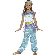 Arabian princesa niñas disfraz infantil mundo libro día Kid Niño Disfraz