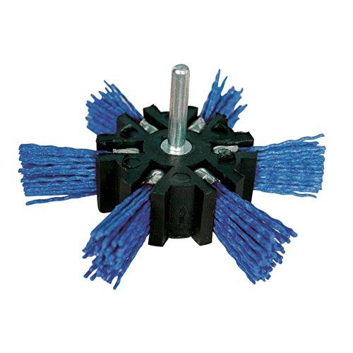 Silverline 221196 Filament Flap Brush 100 mm Fine Test