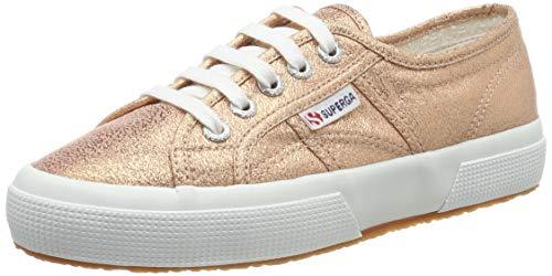 Superga Damen 2750 Lamew Sneakers, Pink (rose gold), Gr. 39 -