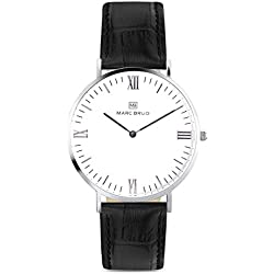 Marc Brüg Ladie's Minimalist Watch Broadway 36 Hygge