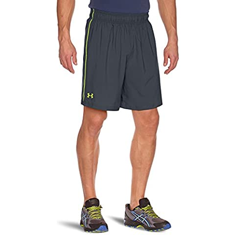 Under Armour Ua Mirage Short 8'' - Pantalón corto para hombre, color negro, talla XXL