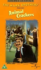The Marx Brothers: Animal Crackers [VHS]
