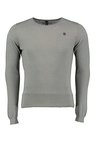 Pull à Col Rond Meeflic Noir G-Star Anthracite
