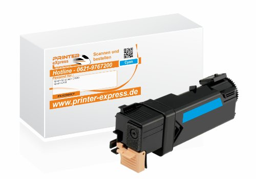 Preisvergleich Produktbild Printer-Express XL Toner 2.500 Seiten ersetzt Epson C13S050629, 0629 Toner für Epson Acculaser C2900 C2900N C2900DN CX29 CX29NF CX29DNF / C 2900 C 2900N C 2900DN CX 29 CX 29NF CX 29DNF Drucker cyan