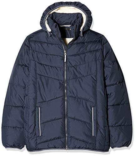 NAME IT Jungen NKMMUS Puffer Jacket Camp Jacke, Blau Dark Sapphire, (Herstellergröße: 152)