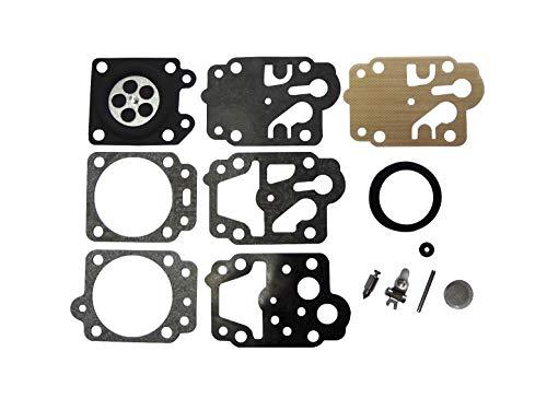 C·T·S Kit de reparación de carburador/reconstrucción reemplaza a Walbro  K20-WYJ- para WYJ, carburador Husqvarna 142R Mitsubishi VS250 TL26