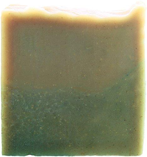 Greendoor handgesiedete Naturseife Waschnuss, milde Shampoo Seife vegan 100g aus der Naturkosmetik Manufaktur, Naturshampoo, Natur pur, natürlich ohne Tierversuche