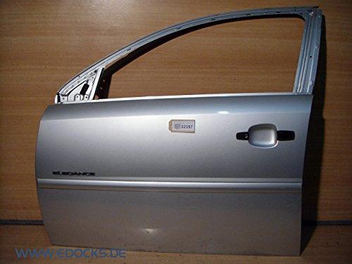 Preisvergleich Produktbild Tür vorne links Fahrertür Z157 2AU Starsilber III Silber Vectra C Signum Opel