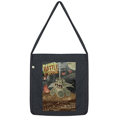 Twisted Envy Galactic Battle in Space Tote Black