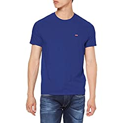 Levi's SS Original Hm tee Camiseta, Azul (Sodalite Blue 0024), XX-Large para Hombre